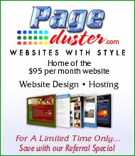 Page Duster Web Design & Hosting